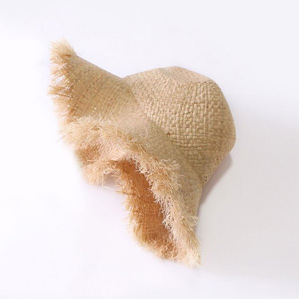 Sanna Frayed Sun Hat